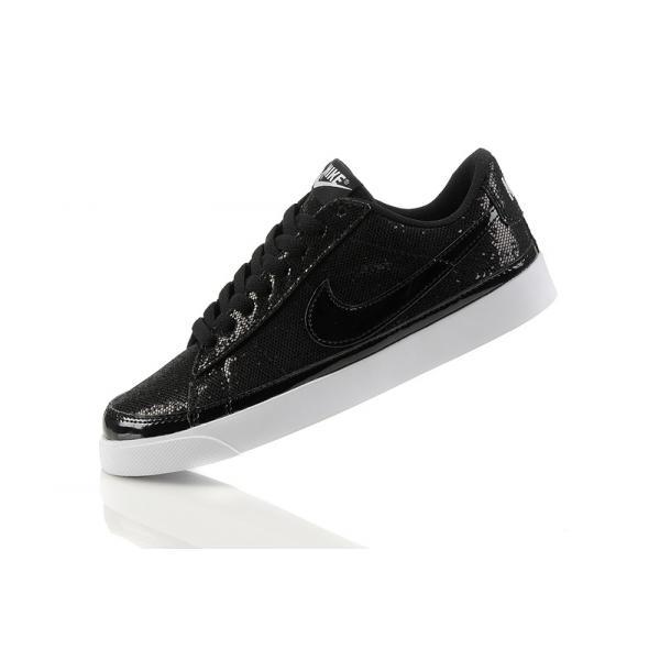 online store d44cb b97ba Basket Nike Blazer Noir Pour Femme en Soldes