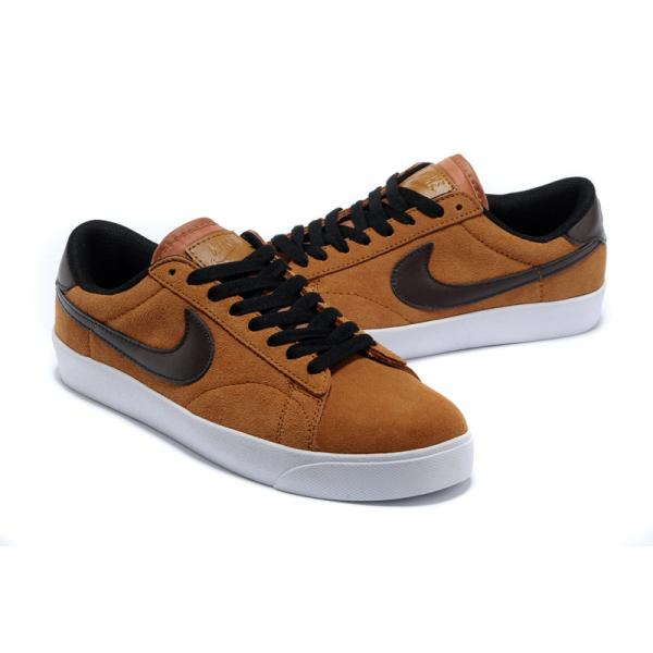Nike Xhqo01w Blazer Basse Chaussure Cuir Pas Cher Basket Homme Pour yYb6f7gv