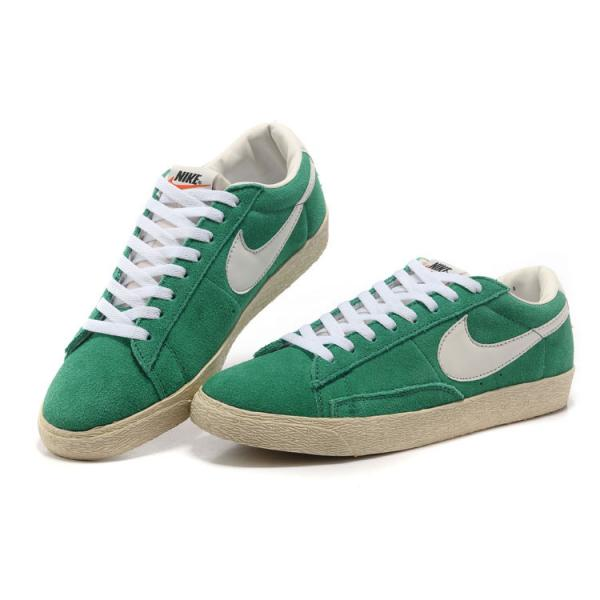 quality design 4b228 bf8b1 ... Chaussure basket femme nike blazer vert low à petit prix discount ...